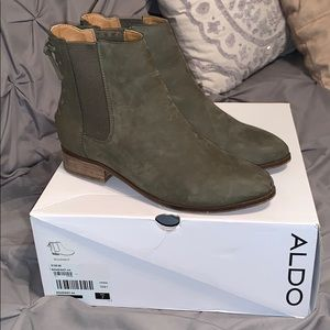 Also Chelsea boots